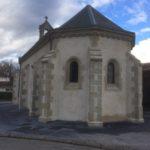 restauration chapelle Labruguière après