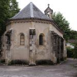 restauration chapelle Labruguière avant